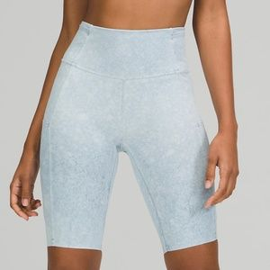 """NWT Lululemon Fast and Free High Rise Short 10"""""""